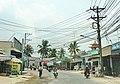 Tl 948, Đường vào Tt tri ton, angiang, vietnam - panoramio.jpg