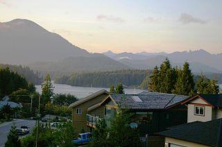 Tofino District municipality in British Columbia, Canada