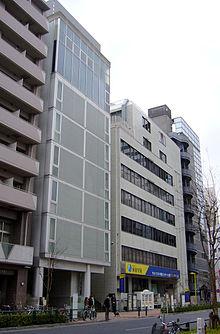 東放学園高等専修学校(左)と新宿研究所(右) 東放学園高等専修学校(と... 東放学園高等専修学