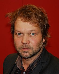 Tomas Bannerhed at Göteborg Book Fair 2012 (cropped).JPG