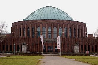 Tonhalle Düsseldorf - Image: Tonhalle Düsseldorf