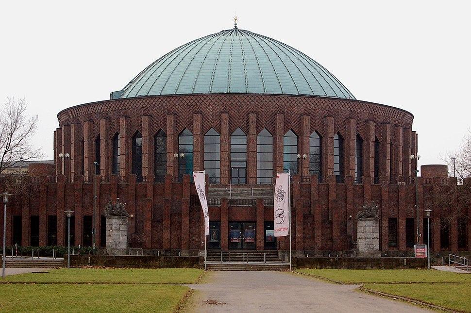 Tonhalle D%C3%BCsseldorf