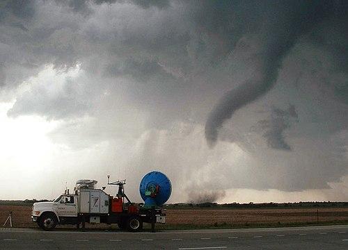 Tornado with DOW