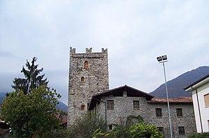 Cividate Camuno - Image: Torre Cividate Camuno (Foto Luca Giarelli)