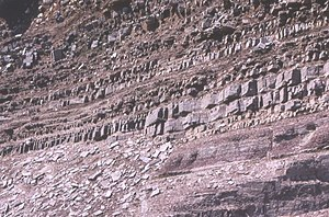 Torridonian - Exposed Torridonian sandstone