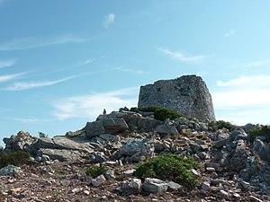 Torra di Sant'Amanza - Image: Tour de Sant'Amanza