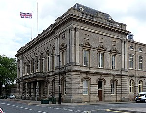 Bellamy and Hardy - Town Hall, Grimsby