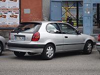 Toyota Corolla E110  Wikipedia
