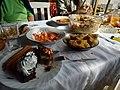 Traditional Bulgarian cuisine with banitsa.jpg