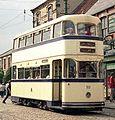 Tram No. 513, Beamish Museum, 22 August 1996.jpg