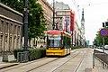 Tram Warsaw, Pesa Jazz 134N n°3822.jpg