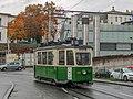 Tramway Museum Graz TW 206 bei der MED UNI.jpg