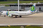 Transavia France, F-GZHB, Boeing 737-8GJ (28363621992).jpg
