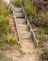 Trap naar hogergelegen Schaopedobbe. Locatie, Schaopedobbe (Schapenpoel) 02.jpg