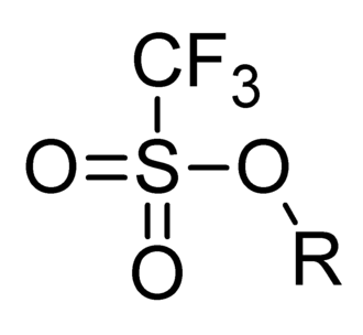 Triflate - Triflate group