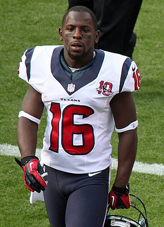 Trindon Holliday - Holliday during the 2012 season.
