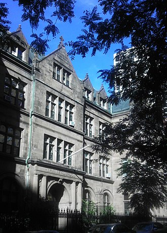 Trinity School (New York City) - 139 West 91st Street