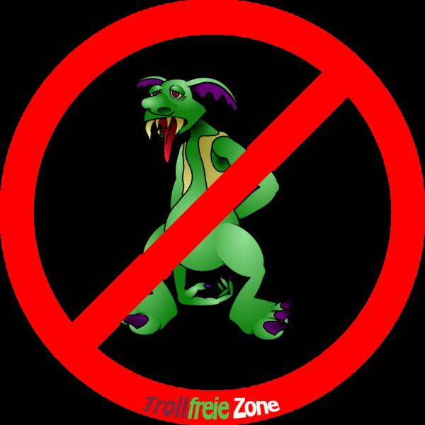 Für die PR als trollfreie Zone