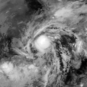 1995 Pacific hurricane season - Image: Tropical Depression One (1995)