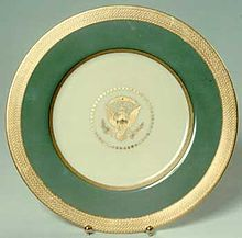 The Truman china. & White House china - Wikipedia
