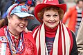 Trump supporters Deana Hurd (left) and Sharon Hurd traveled to Washington from Tennessee to attend the inauguration.jpg