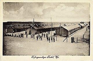 Tuchola prisoner of war camp prisoner of war camp