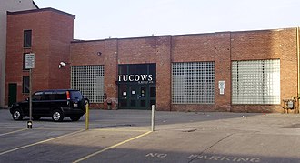 Tucows - Tucows headquarters in Toronto