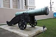 Turkish Cannon - geograph.org.uk - 1154540