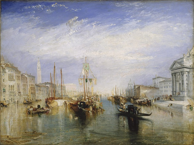 File:Turner, J. M. W. - The Grand Canal - Venice.jpg