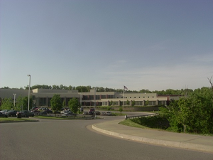 Turner, Kansas - Turner High School, in 2007