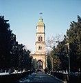 Turnul-clopotniță al Bisericii Bărboi din Iași.jpg