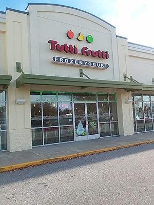 Tutti Frutti Frozen Yogurt - The Tutti Frutti Frozen Yogurt store location in Mauldin, South Carolina