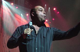 Barenaked Ladies - Tyler Stewart in 2005
