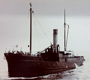 SS Tyrconnel (1892) - Image: Tyrconnel in Steam Packet Company service