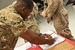 U.S. Marines and Sailors donate blood in Helmand Province 140814-M-EN264-032.jpg