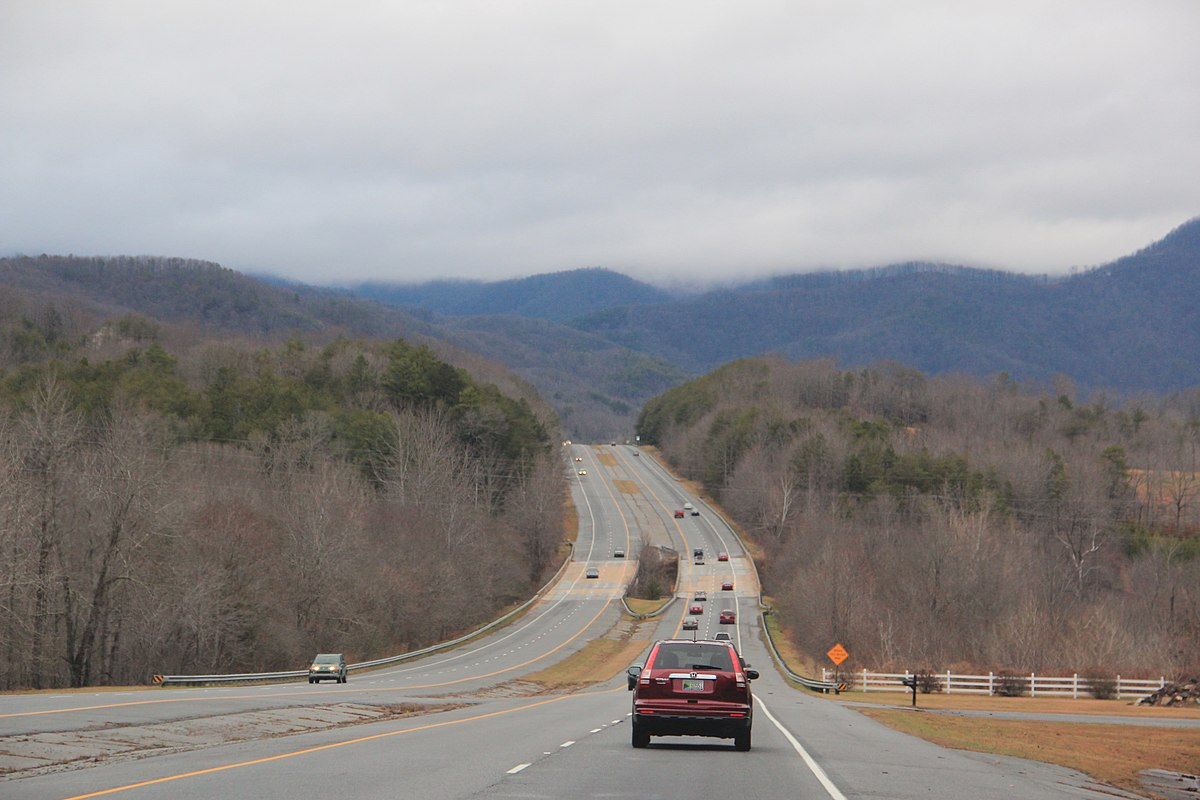 U.S. Route 25 South Carolina.JPG