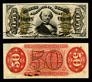 Fractional currency Series of United States dollar banknotes