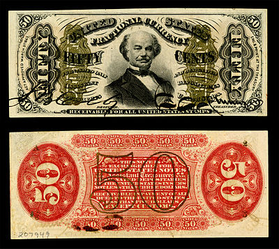Fractional currency (United States)