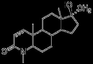 Selective androgen receptor modulator - Image: US7605152
