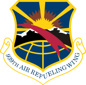 939th Air Refueling Wing - Image: USAF 939th Air Refueling Wing