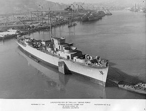 USS Grand Forks (PF-11) - Image: USS Grand Forks 120801103