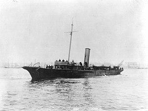 Third Battle of Manzanillo - Image: USS Hist