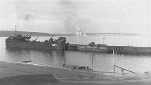 USS LST-544 - Image: USS LST 544