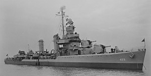 USS Livermore (DD-429)