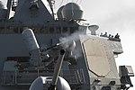 USS Porter conducts a live-fire exercise. (27244451934).jpg