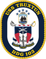 USS Truxtun DDG-103 Crest.png