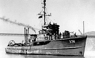 USS <i>Kite</i> (AMS-22)