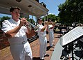 US Navy 050525-N-9907G-001 The U.S. Navy Band Southeast Jazz Ensemble performs during a concert on the square in Marietta, Ga.jpg