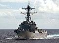 US Navy 090804-N-8960W-002 he guided-missile destroyer USS Sampson (DDG 102) is underway in the Pacific Ocean.jpg