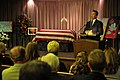 US Navy 101004-N-3659B-162 Calif. Gov. Arnold Schwarzenegger speaks at the funeral of actor and former Sailor Tony Curtis in Las Vegas. Curtis was.jpg